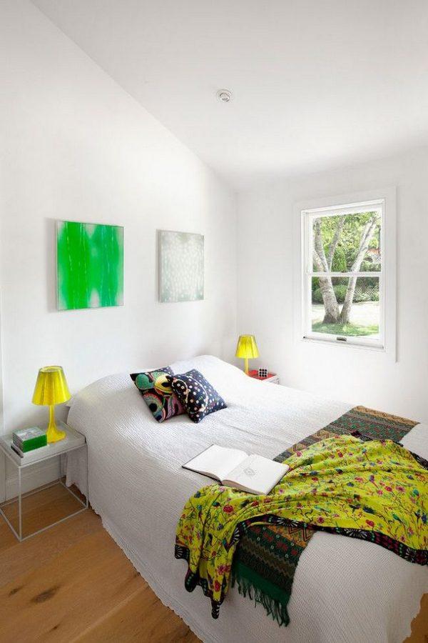 Как обновить интерьер спальн…