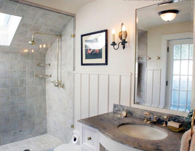 Плитка в ванной, особенности и предпочтения