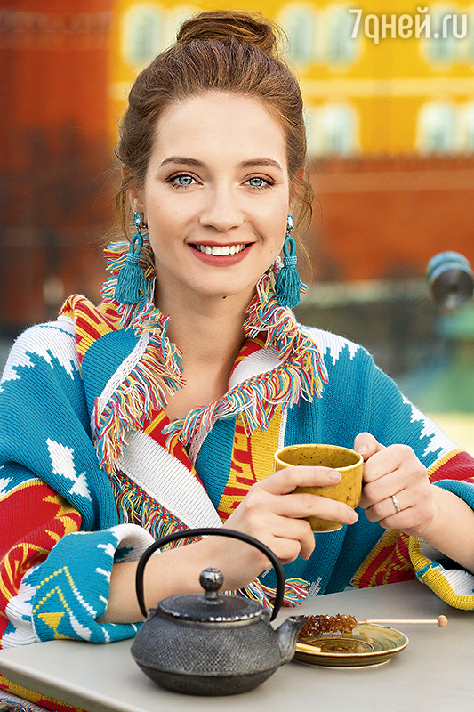 Мария Луговая: «С Моникой Беллуччи мы подружились спервой минуты»