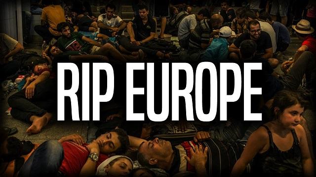 Европейский апокалипсис: геноцид европейцев и подземные города для исламистов