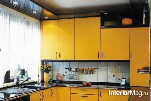 Дизайн кухни 8 кв.м.