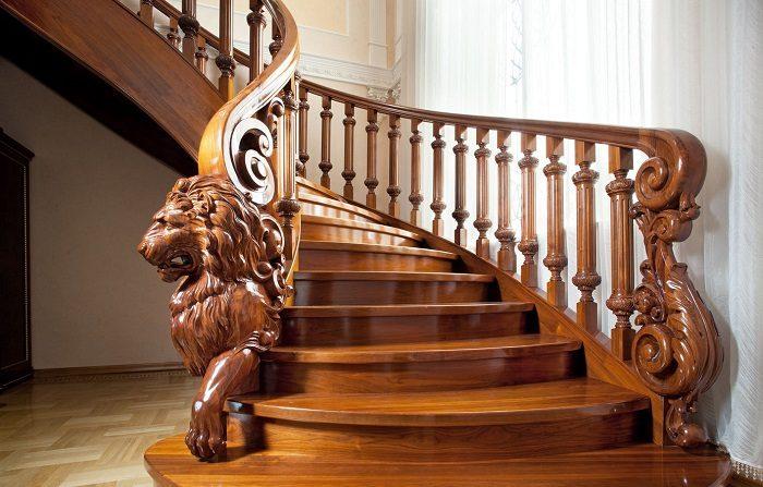 Уникальные изделия из древесины
