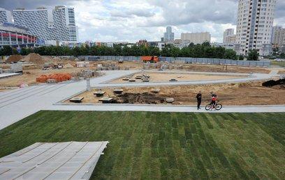 Новый городской парк появится в районе Ходынского поля