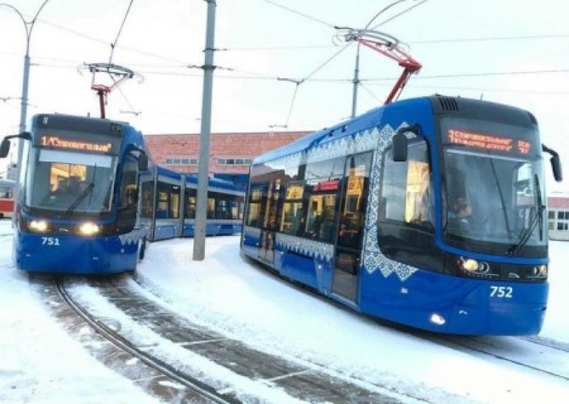 Европейские трамваи, купленн…