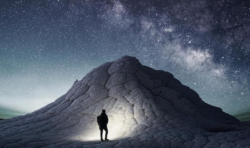 Абсолютно удивительная планета: завораживающие дух пейзажи Бенджамина Эверетта
