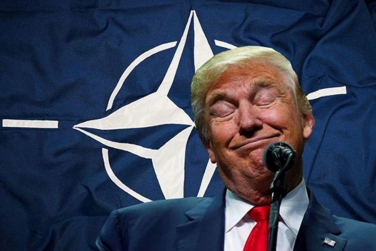 Трамп: «Не будут платить - выведем войска!»