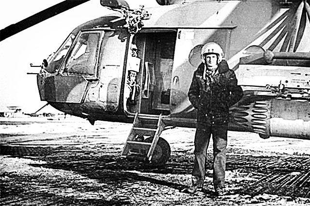 Он и его вертолёты. История офицера, у которого больше всех боевых наград