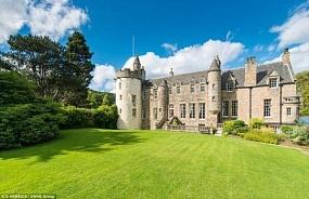 В Шотландии продают замок XVI века