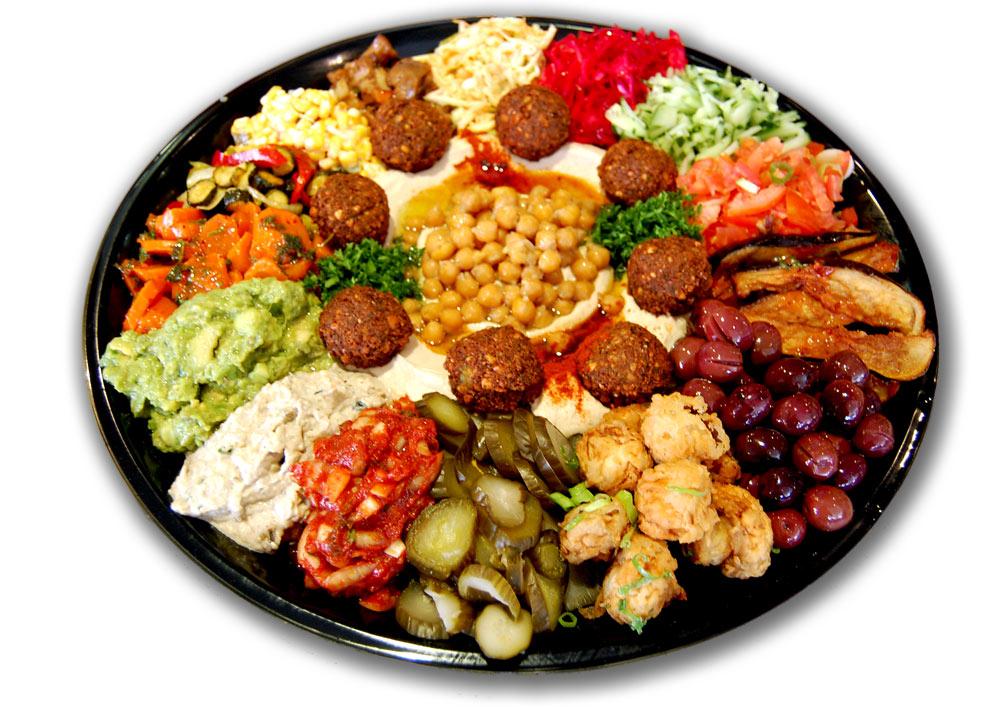 ЗАКУСОЧНЫЙ ДЕНЬ. Мезе — национальное блюдо Кипра