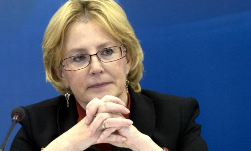 С 5000 до 7500?: За 5 лет зарплаты медиков в России выросли в 1,5 раза-Скворцова