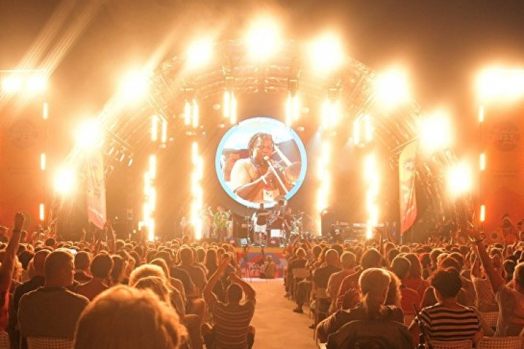 В Крыму проходит фестиваль K…