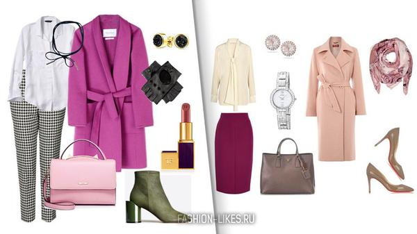 Яркое пальто: 6 стильных образов в самых модных оттенках весны