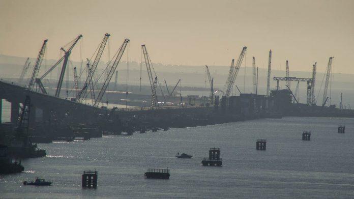 Украинский министр: Керченский мост соединит «украинский Крым» и «украинскую Кубань»