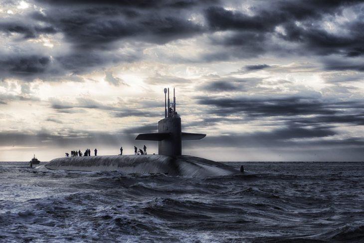Подводную лодку нового типа спустят на воду России