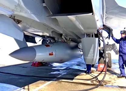 Ту-22МЗ и МиГ-31К с «Кинжалами» закроют морские границы России