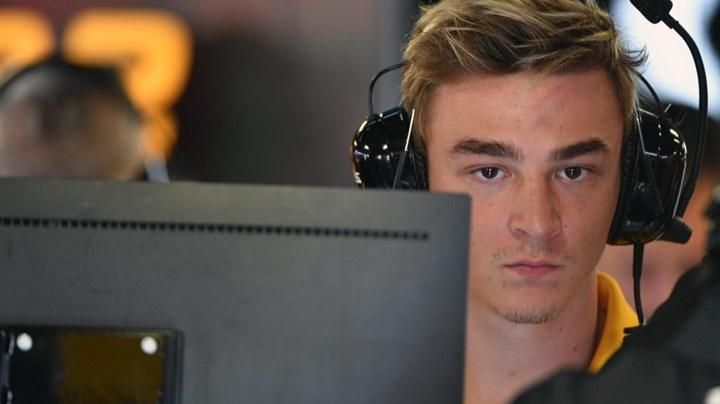 Артем Маркелов выступит за команду Renault Sport Formula One Team в рамках Гран-при России