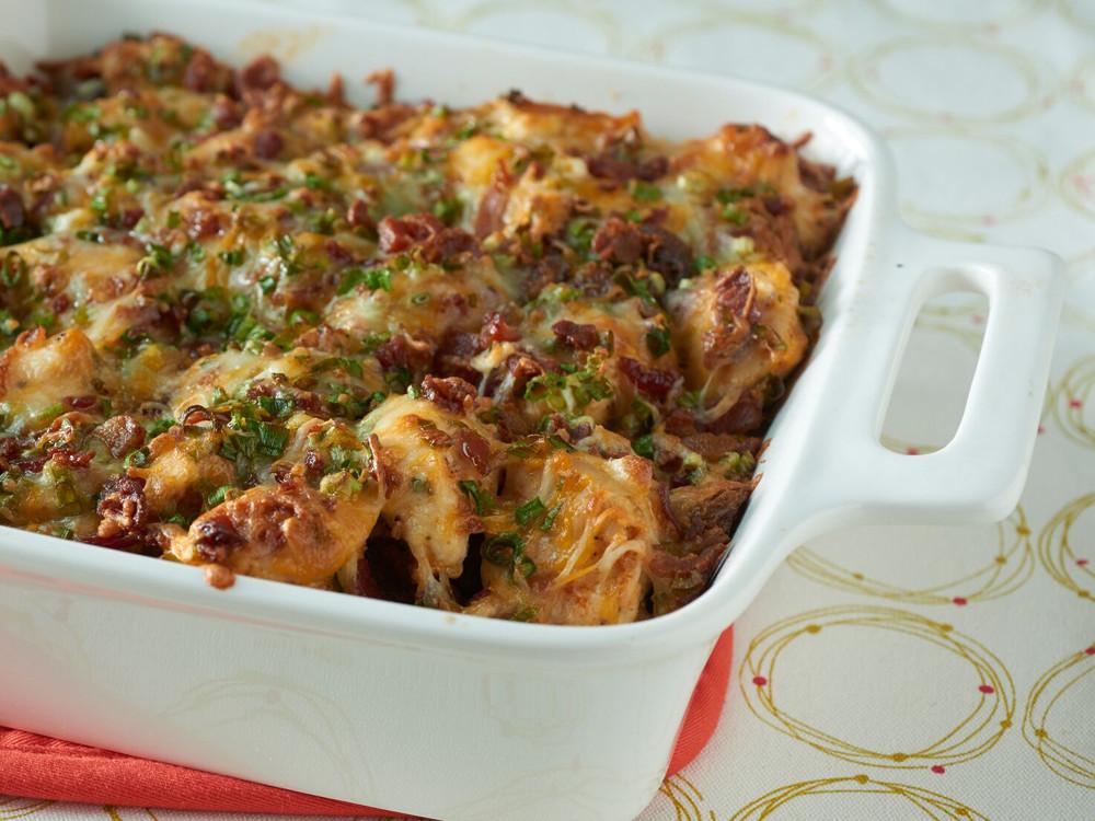 Как приготовить запеканку на ужин в духовке: рецепты