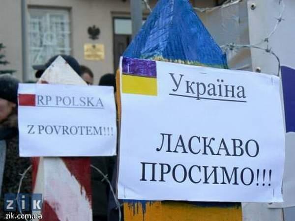 Польша отказала украинцам в предоставлении статуса беженца