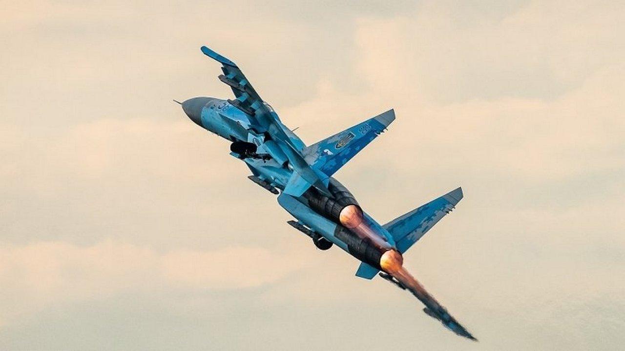 Украинская катастрофа Су-27: на чём экономить нельзя