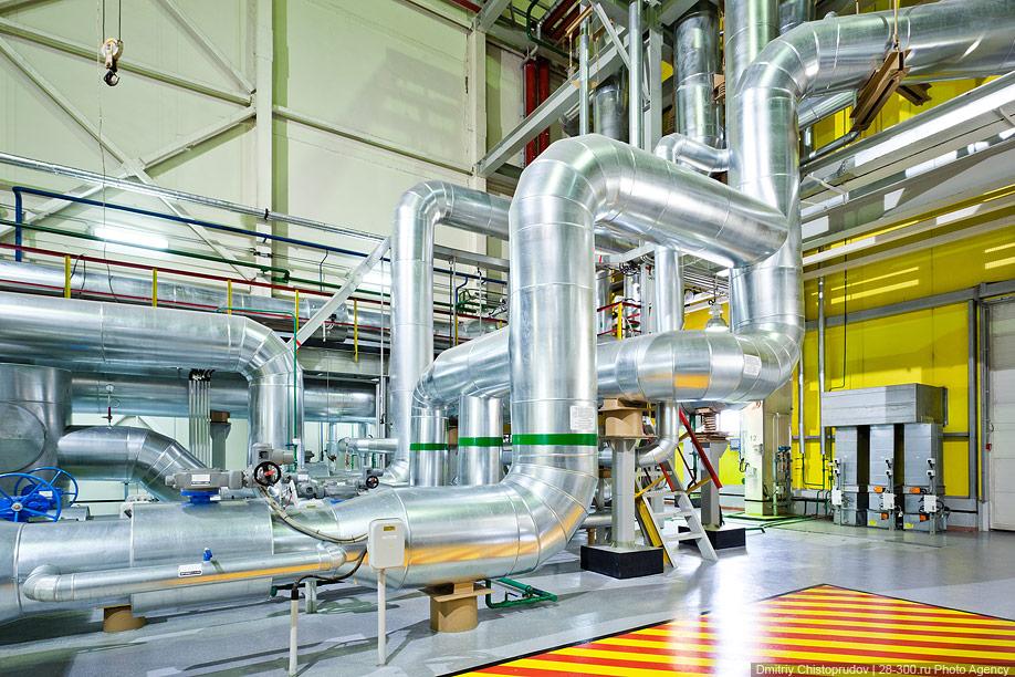 1373 Как украсть новейшую газотурбинную теплоэлектростанцию?