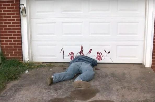 Неудачная шутка американца к Хеллоуину обернулась валом звонков в полицию