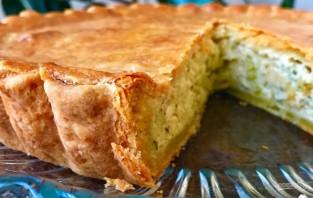 Луковый пирог (нереально вкусный) - фото шаг 11