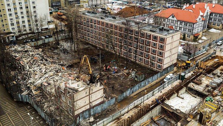 «Реновацию» Москвы оплатят регионы
