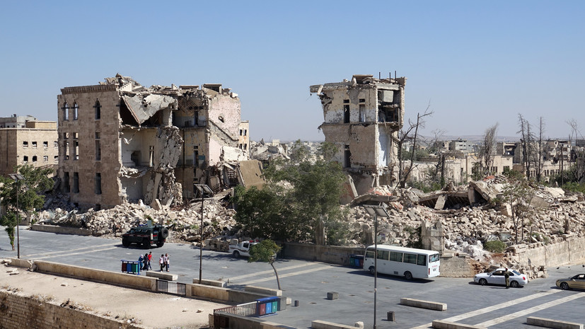 В Сирии намерены увековечить память российских военнослужащих