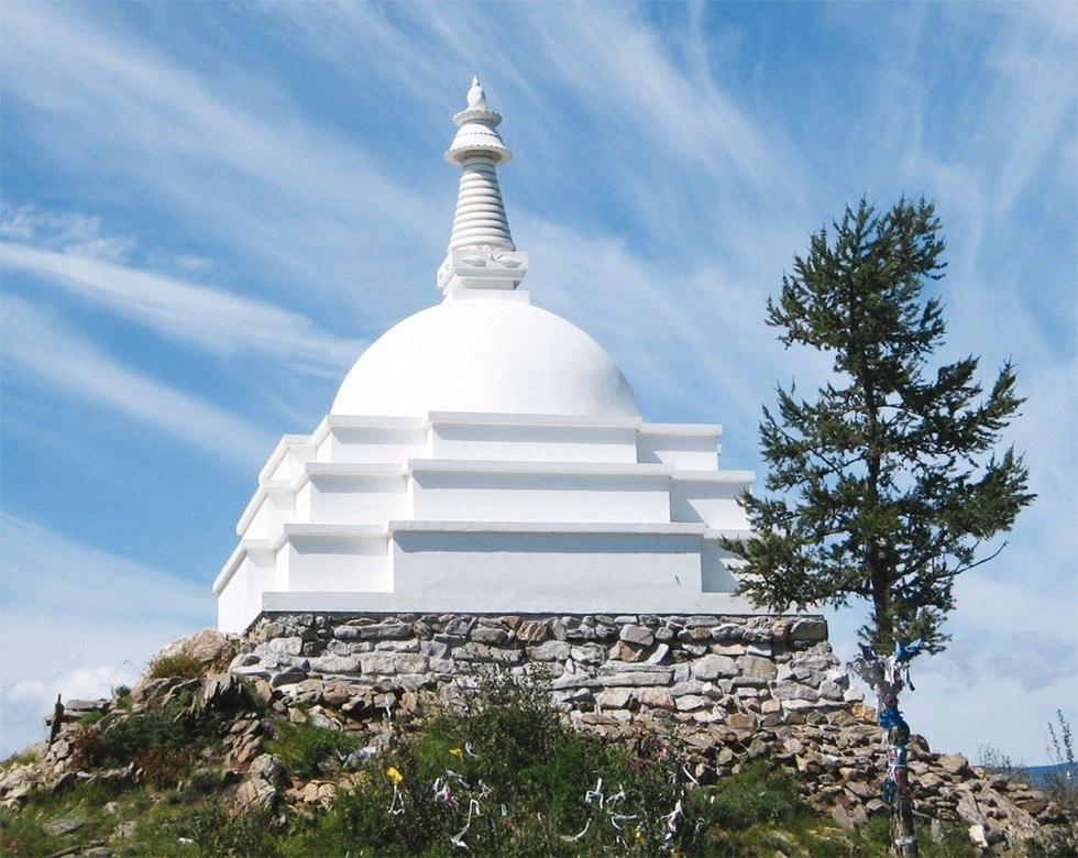 Ступа Просветления: буддийское мироведение в Байкальском крае
