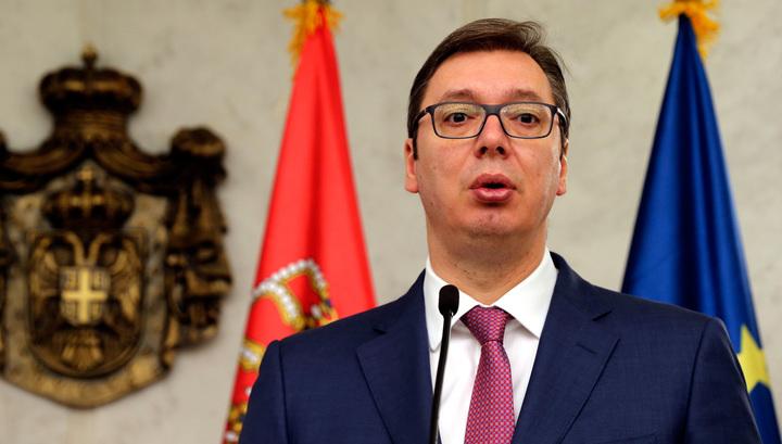 Вучич: Сербия требует провести срочное заседание Совбеза ООН