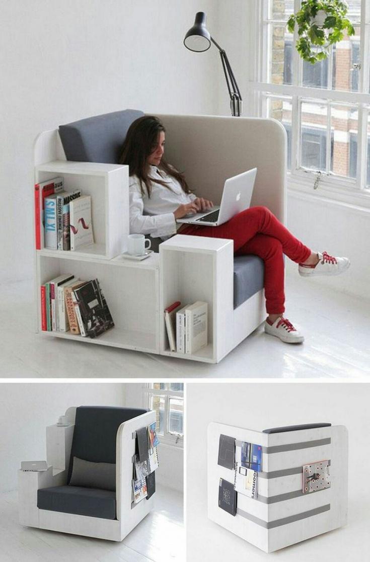 Кресло книгочея