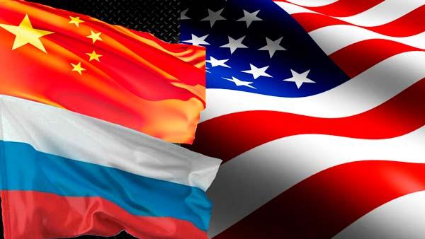 Россия - Китай: Убить чужим ножом