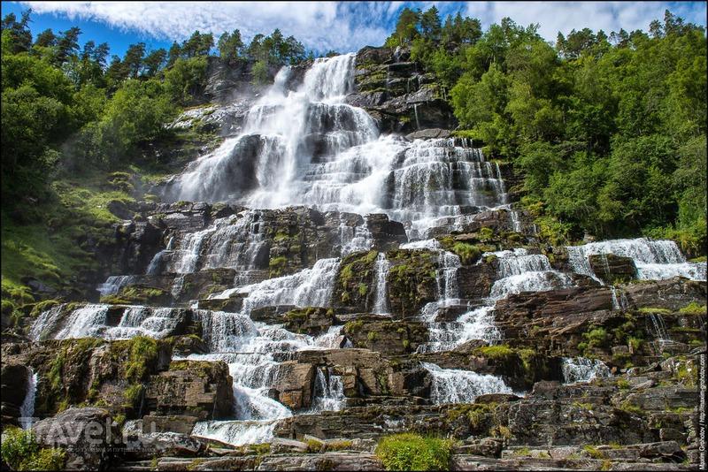 Around the Norge. Между Бергеном и Согнефьордом / Фото из Норвегии