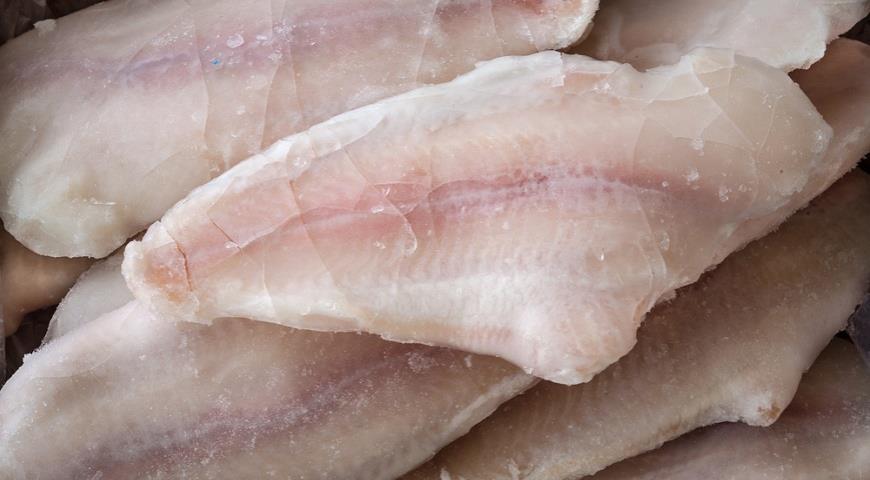 Как правильно выбрать мороженную рыбу и морепродукты