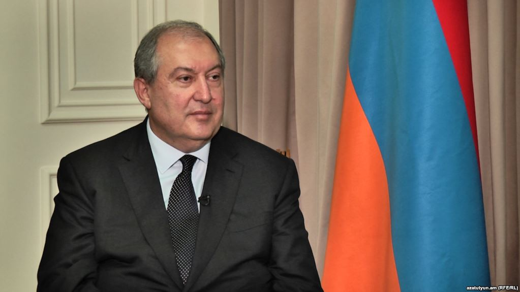 В Армении подписали закон об амнистии