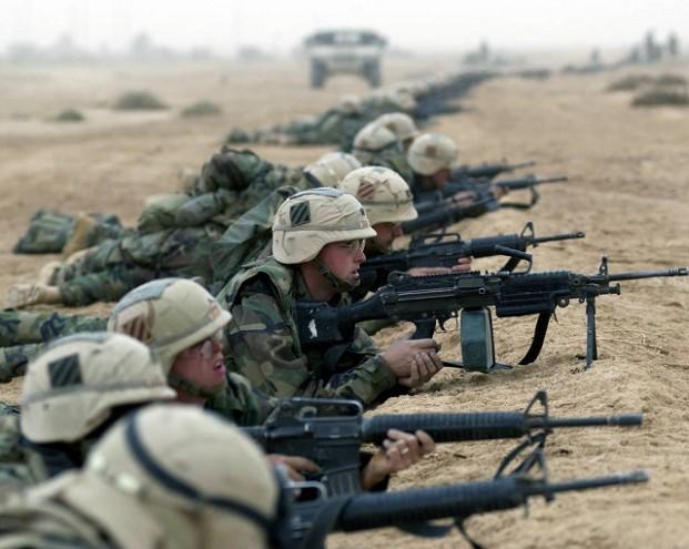 «Русский автомат идеально подходит США, в отличие от M16 «: американцы ответили автору NI, назвавшему АК-47 «крестьянским» оружием