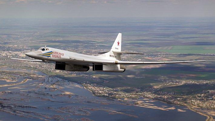 """Новый """"Белый лебедь"""" станет прототипом стратегического бомбардировщика следующего поколения..."""