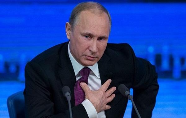 Путин включает заднюю? И даж…