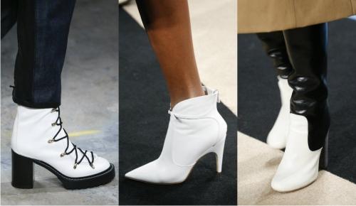 Картинки по запросу белая модная обувь 2017
