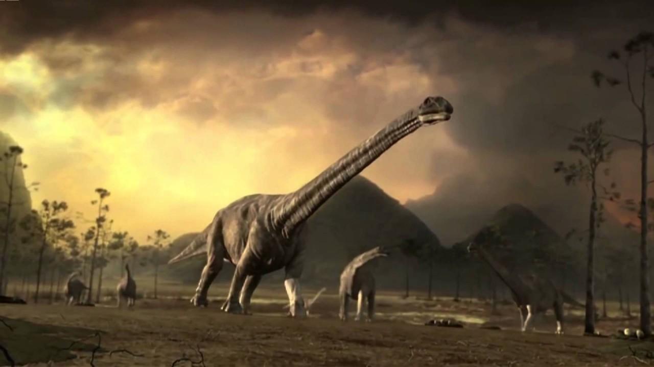 Самый большой динозавр планеты