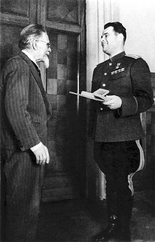 Один из талантливейших полководцев Великой Отечественной войны — Иван Данилович Черняховский