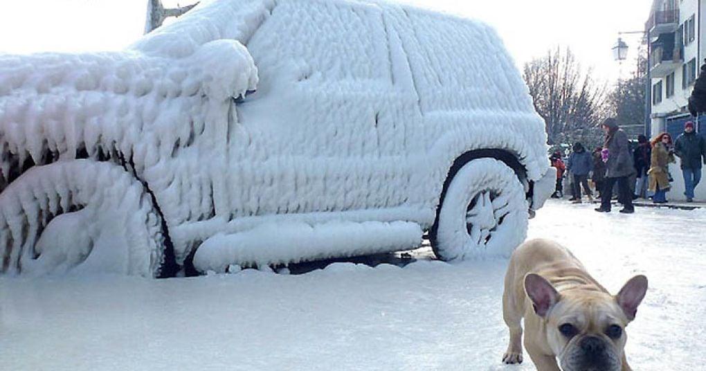 Автомобилистам на заметку: 7 полезных советов, как завести машину в мороз