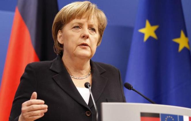Меркель: «Европейский миропорядок без России невозможен»