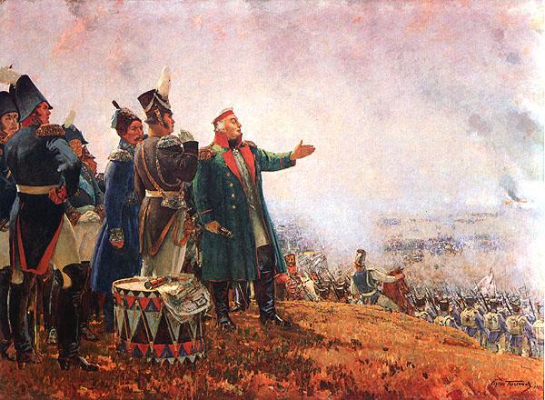 Кто был «мозгом армии» у Кутузова в войну 1812 года