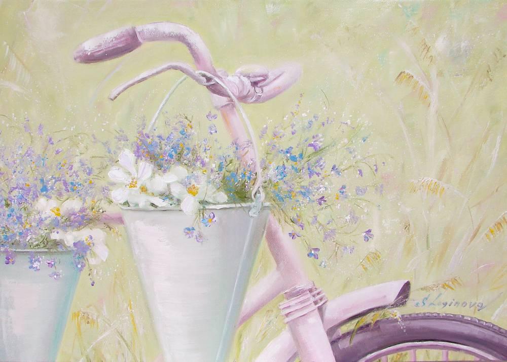 Весны ароматы наполнили воздух...