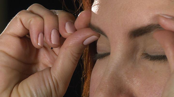 Три упражнения для уставших глаз