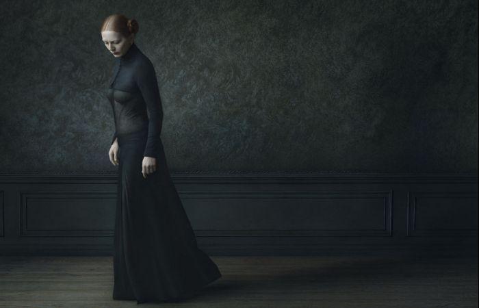 На зависть Вермееру и Рембрандту: Утончённо-изысканные женские фотопортреты в стиле классических фламандцев