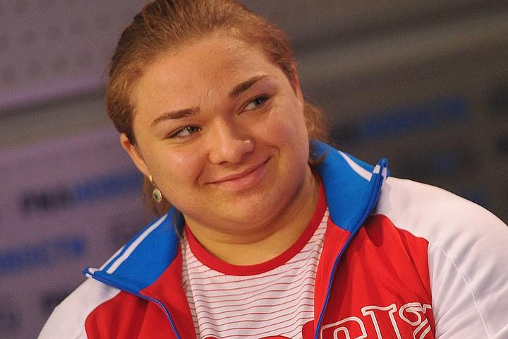 Татьяна Каширина в пятый раз стала чемпионкой мира по тяжелой атлетике