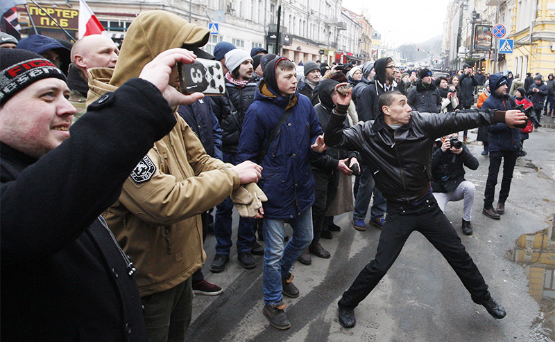 Кремль капитулировал перед «пещерным национализмом» Киева