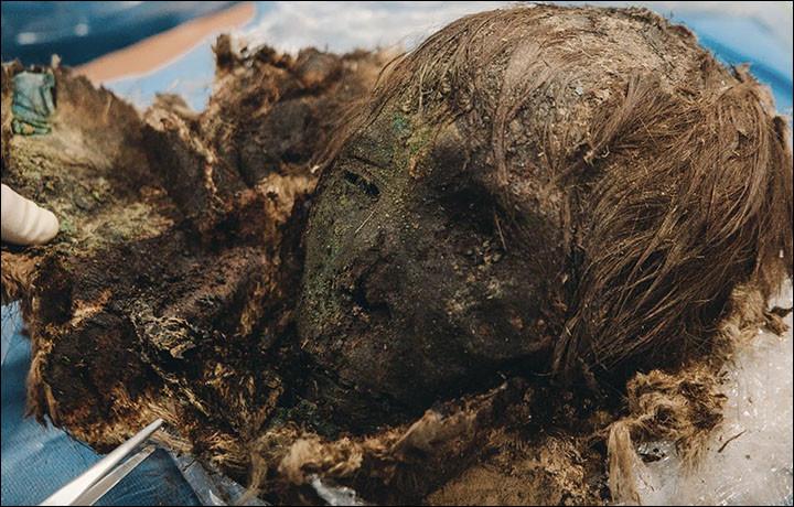 На севере Сибири обнаружили мумию «полярной принцессы», пролежавшую там 900 лет